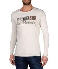 NAPAPIJRI Langärmlige T-Shirts sahakaly