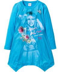 Disney ViIOLETTA Kleid langarm in blau von bonprix