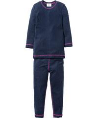 bpc bonprix collection Thermounterwäsche (2-tlg. Set), Gr. 92/98-152/158 in blau für Babys von bonprix