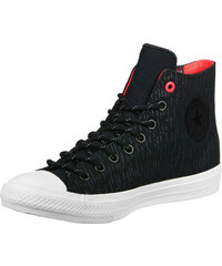 Converse All Star Ii Shield Canvas Hi Sneaker Schuhe black/lava