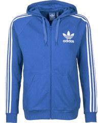adidas Clfn Ft Fz Hooded Zipper bluebird