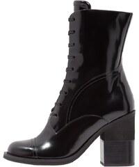 Jil Sander Navy High Heel Stiefelette black