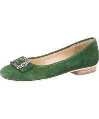 Große Größen: Ballerina, Andrea Conti, grasgrün, Gr.36-42