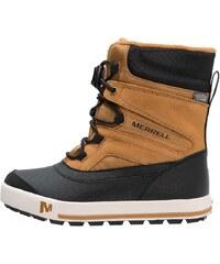 Merrell SNOWBANK 2.0 WTPF Snowboot / Winterstiefel wheat/black