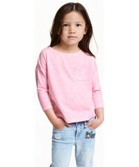 H&M Žerzejové tričko