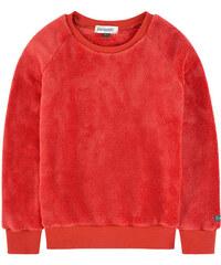 Jean Bourget Pluschstoff-Sweatshirt