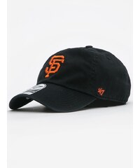 47 Brand San Francisco Giants MLB 47' Clean Up Black