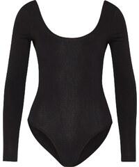 American Apparel Bodysuit mit tiefem Rückenausschnitt