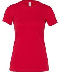 American Apparel Basic Shirt mit Rundhalsausschnitt