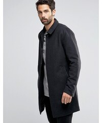 Only & Sons - Trench en laine - Gris