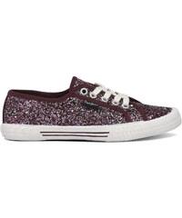 Pepe Jeans Footwear Aberlady Moon Party - Sneakers - bordeauxrot