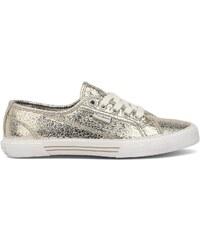 Pepe Jeans Footwear Aberlady - Sneakers - goldfarben