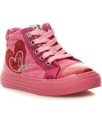 Agatha Ruiz de la Prada Elsa - High Sneakers - rosa