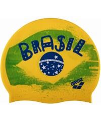 Arena Bonnet de bain - jaune