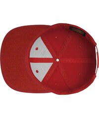 Flexfit Classic Snapback red/red