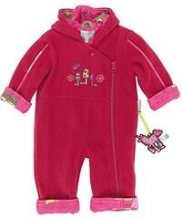 Sigikid Baby-Mädchen Jacke Fleece Overall