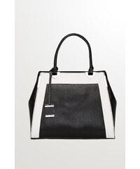 Orsay Zweifarbige Handtasche mit Details