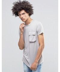 Systvm - Copp - T-Shirt in Erdgrau - Beige
