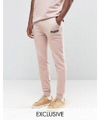 Puma - Pantalon de survêtement fuselé - Exclusivité ASOS - Rose