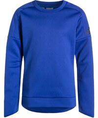 adidas Performance ATHLETICS Z.N.E. Fleecepullover bold blue/black