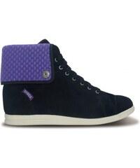 Crocs LoPro Suede Hi-top Sneaker
