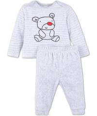 C&A Baby-Pyjama in Grau