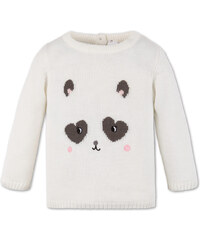 C&A Baby-Pullover in Weiss