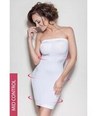 Mitex Stahovací šaty Elite Tube bílá S/M