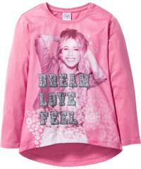 Disney VIOLETTA Langarmshirt in pink für Mädchen von bonprix