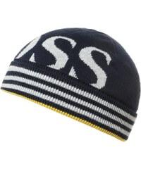 BOSS Kidswear Mütze gris/marine