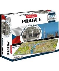 4D City 4D Puzzle - Praha