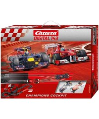 Carrera Autodráha Champions Cockpit