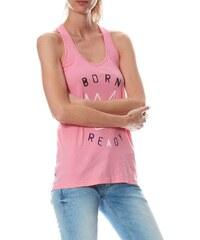 Pepe Jeans London Crown - Débardeur en coton - rose