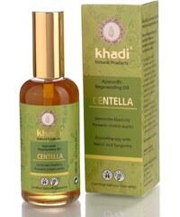 Khadi pleťový a tělový olej CENTELLA - revitalizační a regenerační olej, působí proti striím 100ml