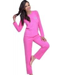 Taro Dámské pyžamo Tina růžové