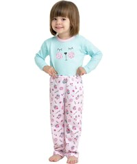 Taro Dívčí pyžamo body a kalhoty