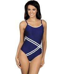 Lorin Dámské plavky Stripes modré