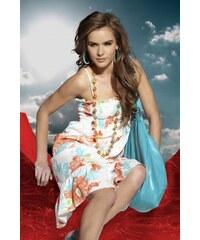 Miran Letní šaty Alma pestrobarevné