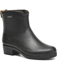 Aigle - Miss Juliette Botillon Fur - Stiefeletten & Boots für Damen / schwarz
