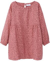 MANGO BABY Robe Coton Imprimée