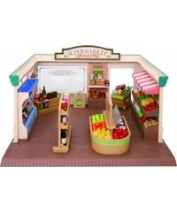 Sylvanian Families Supermarket - pouze budova + příslušenství (bez postaviček)