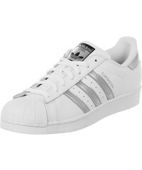 adidas Superstar W Schuhe white/silver/black
