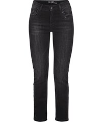 Angels Coloured Regular Fit Jeans mit Ziersteinbesatz