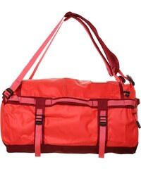 The North Face BASE CAMP S Reisetasche melon red/calypso coral