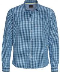COOL CODE Herren Hemd blau aus Baumwolle