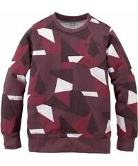 BENCH Sweatshirt gemustert für Jungen