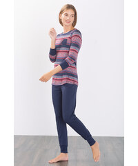 Esprit Pyjama en jersey stretch