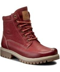 Turistická obuv LASOCKI - WI20-ASPEN-02 Czerwony