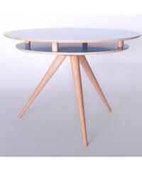 Jídelní stůl Triad, modrý