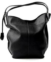Černá elegantní kabelka na rameno Tauris Marlen 8932